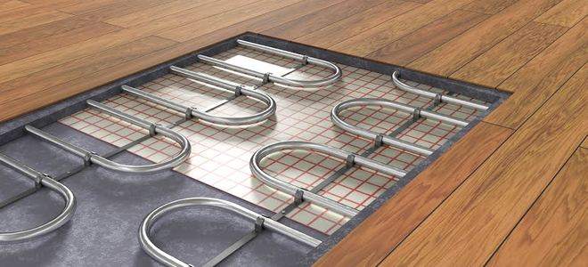 radiant heat - Radiant In-Floor Systems