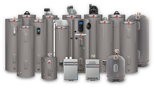 water heaters showcase - Water Heaters